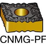 サンドビック TMax P 旋削用ネガ・チップ 5015 CNMG 12 04 08PF(OP:5015)/10個【6077927】