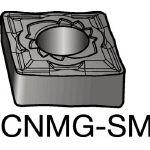 サンドビック TMax P 旋削用ネガ・チップ H13A CNMG 16 06 12SM(OP:H13A)/10個【6049265】
