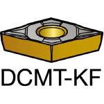 サンドビック コロターン107 旋削用ポジ・チップ H13A DCMT 11 T3 02KF(OP:H13A)/10個【6050786】