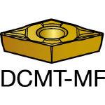 サンドビック コロターン107 旋削用ポジ・チップ 2025 DCMT 11 T3 04MF(OP:2025)/10個【6069151】
