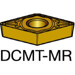 サンドビック コロターン107 旋削用ポジ・チップ 2025 DCMT 11 T3 08MR(OP:2025)/10個【6078192】