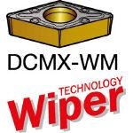 サンドビック コロターン107 旋削用ポジ・チップ 1525 DCMX 11 T3 04WM(OP:1525)/10個【6051219】