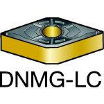 サンドビック TMax P 旋削用ネガ・チップ 1525 DNMG150404LC(OP:1525)/10個【6069223】