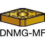 サンドビック TMax P 旋削用ネガ・チップ 1105 DNMG 15 04 04MF(OP:1105)/10個【6007341】