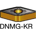 サンドビック TMax P 旋削用ネガ・チップ 3210 DNMG 15 06 08KR(OP:3210)/10個【6052924】