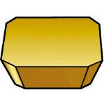 サンドビック フライスカッター用チップ 530 SEMN 12 04 AZ(OP:530)/10個【1531590】