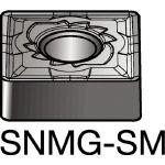 サンドビック TMax P 旋削用ネガ・チップ SNMG 15 06 12SM/10個【6056776】
