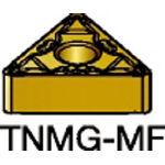 サンドビック TMax P 旋削用ネガ・チップ 1125 TNMG 16 04 04MF1(OP:1125)/10個【6076556】