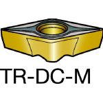 サンドビック コロターンTR 旋削用ポジ・チップ 2025 TRDC1308M(OP:2025)/10個【6036775】