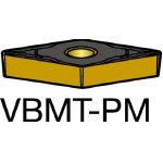 サンドビック コロターン107 旋削用ポジ・チップ 5015 VBMT 16 04 04PM(OP:5015)/10個【6174337】