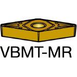 サンドビック コロターン107 旋削用ポジ・チップ 2025 VBMT 16 04 12MR(OP:2025)/10個【6066569】