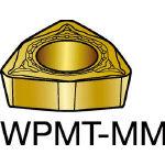 サンドビック コロターン111 旋削用ポジ・チップ 2025 WPMT 04 02 08MM(OP:2025)/10個【2261855】