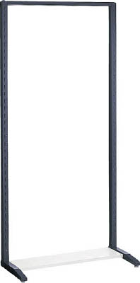 TRUSCO UPR型ラック枠のみ H1000 UPRFS10/1S【3932907】
