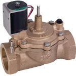 CKD 自動散水制御機器 電磁弁 RSV40A210KP/1個【3768805】