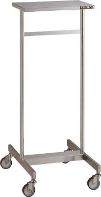 TRUSCO SUS304ラボウォーク 天板寸法600X300 H1100 LWSU60/1台【4588401】