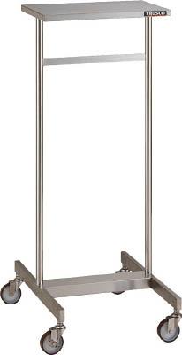 TRUSCO SUS304ラボウォーク 天板寸法450X300 H1100 LWSU45/1台【4588398】