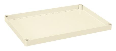 サカエ ニューパールワゴン用オプション棚板 B-C1TI 【個人宅配送不可】