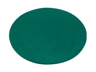 外寸:φ500×H13mm カラー:グリーン 質量:5kg サカエ 内祝い 直営限定アウトレット KU-500 スチール製ゴムマット付 クルクル回転盤 個人宅配送不可