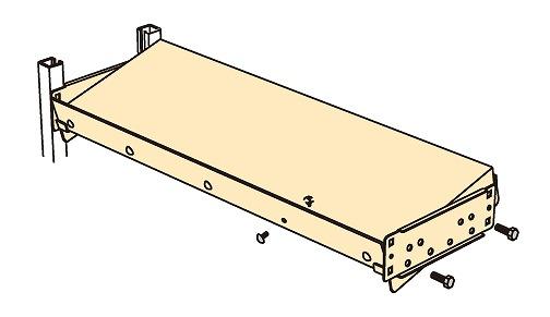 サカエ 傾斜棚板セット MS1260KT 【個人宅配送不可】