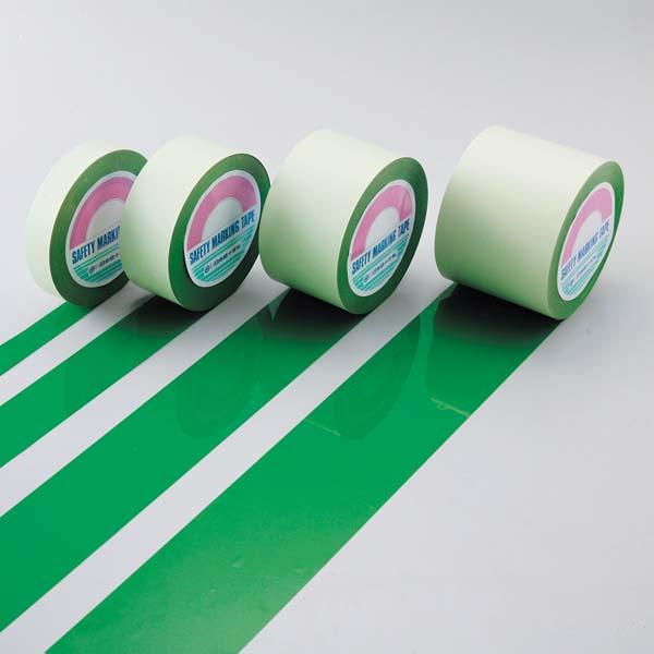 日本緑十字社 ガードテープ GT-251G 25幅×100m、厚み/0.2 (148012)