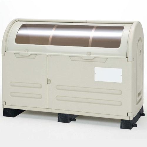 アロン化成 エコランドステーションボックス透明 #800B 固定台座付