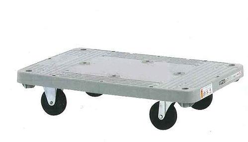 サカエ 樹脂平台車 SHT-10S 【個人宅配送不可】