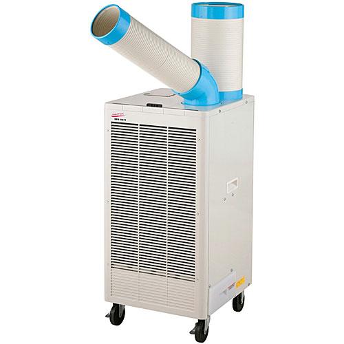 ナカトミ スポットクーラー SPC-407T 排熱ダクト付[三相200V・首振り有り]【個人宅配送不可】