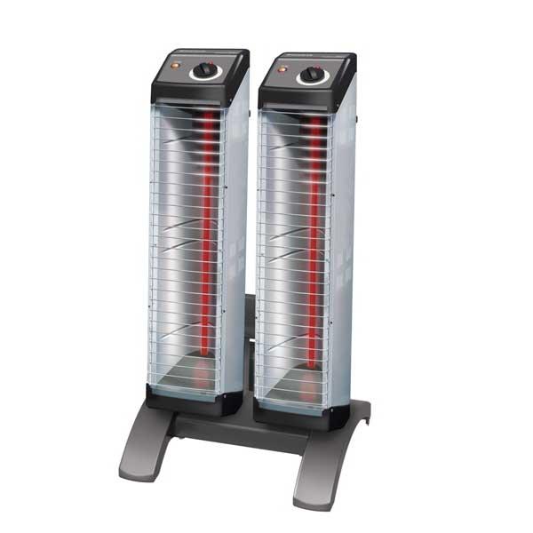 ダイキン 遠赤外線暖房機 セラムヒート ERK20ND ツインタイプ 単相200V