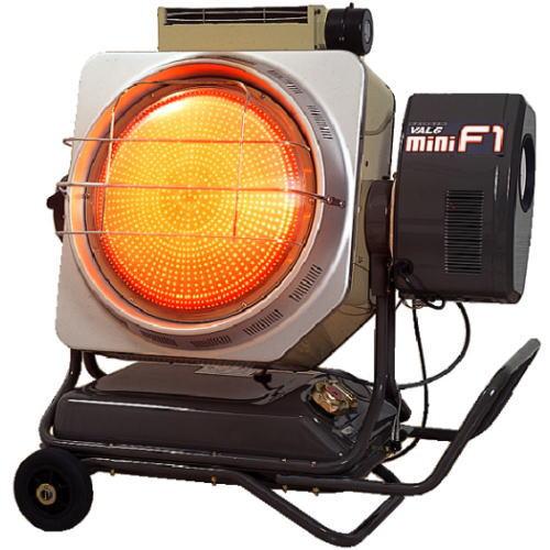 静岡製機 赤外線オイルヒーター VAL6-miniF1