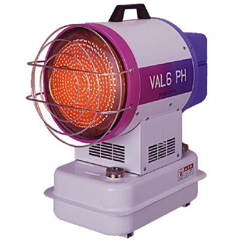静岡製機 赤外線オイルヒーター VAL6-PH
