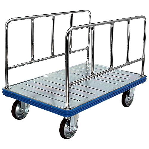 当社の カナツー 長尺物運搬台車 ダイヤモンドカー BIG500-W 両袖ハンドル固定式:タニックスショップ 店-DIY・工具