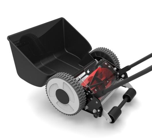 本宏製作所 手動式芝刈機 VR-300Revo