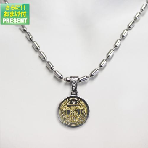 『ハーツネックレス』Good-HEARTZ グッド―ハーツ メタリックネックレスIV(4)(metalic necklace) 『プラス選べるおまけ付き』【smtb-s】