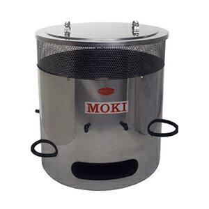 「超大容量350リットル」「MOKI」焚き火どんどん(350L)煙公害対策・火災予防・切株処理にも!~「※こちらの商品はメーカー直送のため代引き不可商品となります。」【smtb-s】