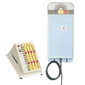 電光投影式視力検査器 壁掛式SK-80B(SN-310)【smtb-s】