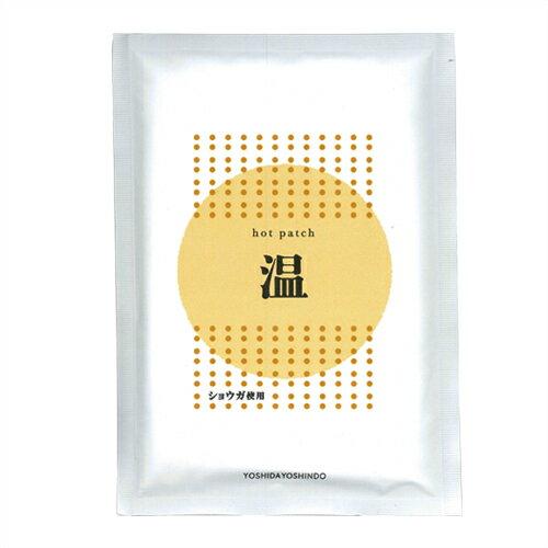 「あす楽対象」「ショウガ粉末使用」ホットパッチ 10x14cm(10枚入り) x30袋 【HLS_DU】