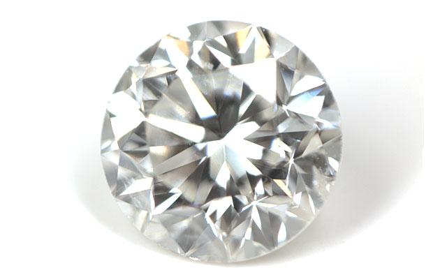 送料無料 Gカラー 在庫一掃 天然ダイヤモンド ルース 0.437ct SI-2 中央宝石研究所ソーティング袋付 『4年保証』 裸石