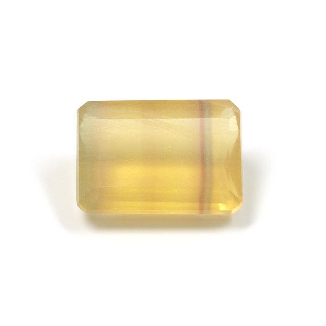 スリーカラー・フルオーライト 5.80ct ルース (スリーカラーフルオーライト/スリーカラーフローライト/パーティ・カラード・フルオーライト/パーティカラード/グリーンフルオーライト/フルオライト/蛍石)