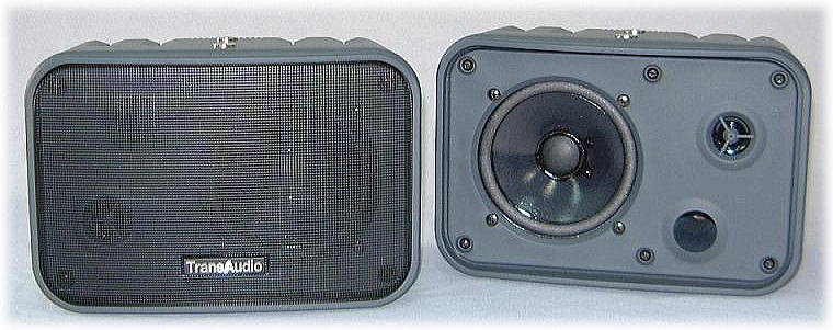 2WAYスピーカー(TR-M102)★天吊りスピーカー金具付き(MSB-DS1)