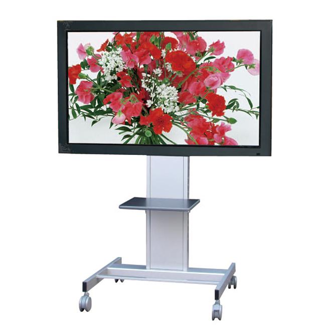 液晶・プラズマテレビスタンドKDSシリーズ(52チ~70インチ対応)横型設置・縦型設置可能 ☆棚板1枚付き KDS-PE70
