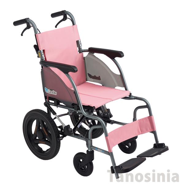 介助型車いす カルティマ CRT-6 座幅40cm ミキ 車椅子 介護用品 hkz
