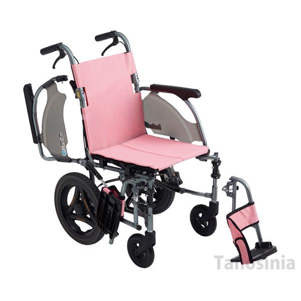介助型車いす カルティマ CRT-8 座幅40cm ミキ 車椅子 介護用品 hkz