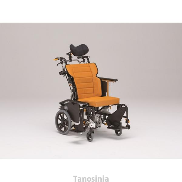 リクライニング車椅子 マイチルトミニ 3D スイングアウト・リフトアップ 介護用品 MH-SRL hkz