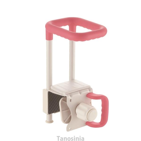 浴そう手すり ワイドハンドル130 リッチェル 浴槽手すりN 防カビプラス 介護用品