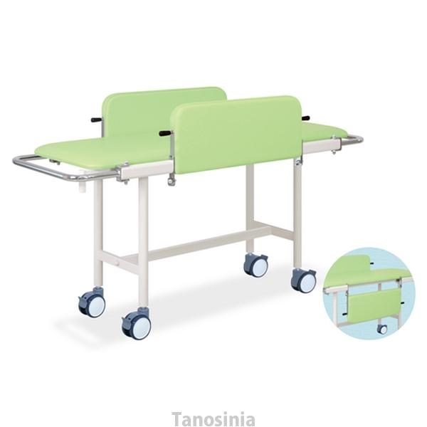 業務用ベッド TB-1433 メディカルシリーズレザーカラーは18色 病院 医院 TB-1433 小児用ストレッチャー150 【高田ベッド製作所】
