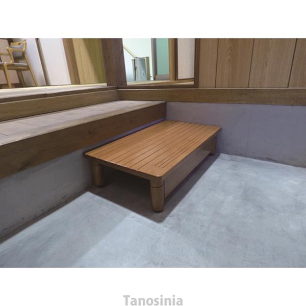 木製 玄関台 玄関ステップ 奥行35cm AF-6035 パナソニック 介護用品 あがりかまち 式台