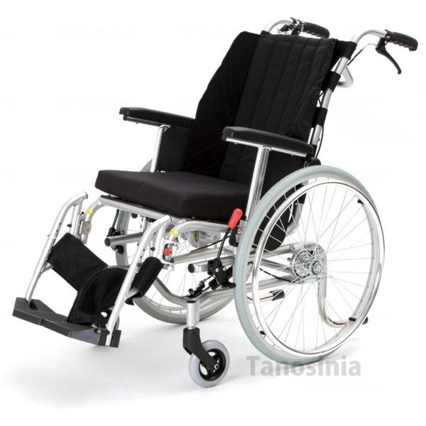 自走型 介助型車いす DERRAREII(デラーレ2) 車椅子 介護用品 hkz