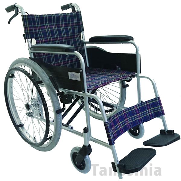 自走式車いす モア MOA-01 車椅子 介護用品 hkz