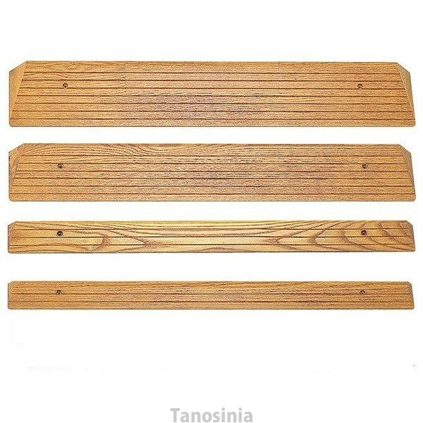 車椅子用テーブルGRII 切り込み部/ 幅35cm×奥行17.5cm 木製 (車椅子関連用品/介護用品)