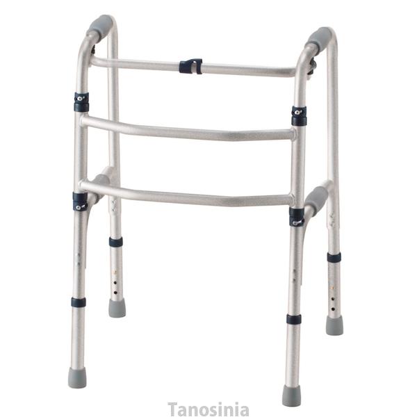 セーフティアーム 交互式 KSAR hkz 歩行器 リハビリ 歩行補助 高齢者用 折りたたみ式 介護用品